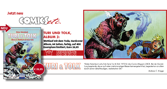 Turi und Tolk - Album 3