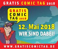 Gratis Comic Tag 2018